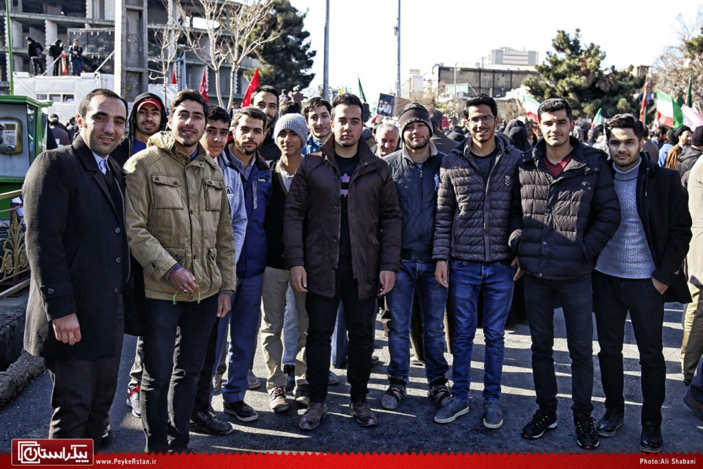راهپیمایی 13 دی اراک