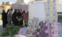 قُرق بازار از سوی دستفروشان استانهای مجاور