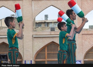 عیدانه ورزش