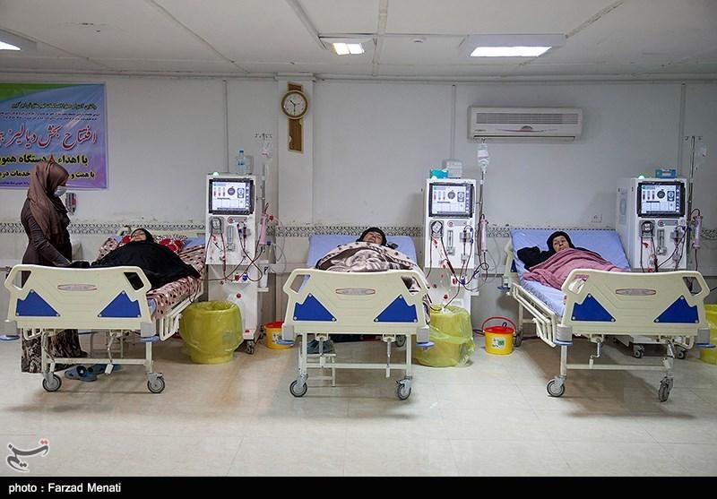 فعالیت مراکز درمانی و بیمارستانی