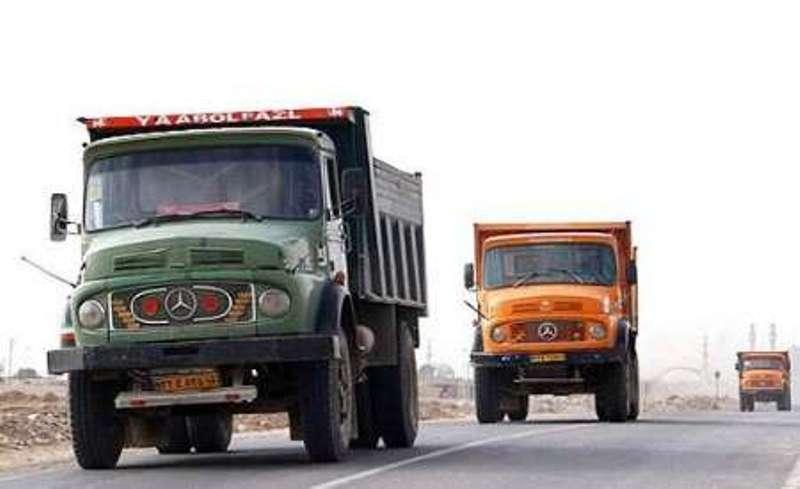 وسایل نقلیه سنگین