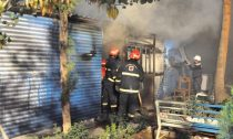 آتشسوزی در بیمارستان ولیعصر(عج)