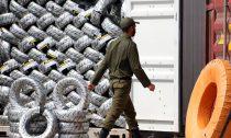 لاستیک قاچاق