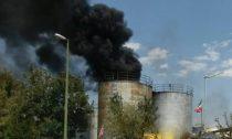 انفجار در شهرک صنعتی خمین