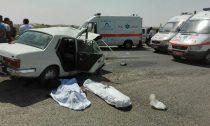 فوتی های حوادث رانندگی