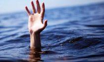 غرق شدن جوان